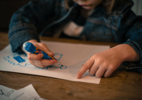 Child Colouring FASD
